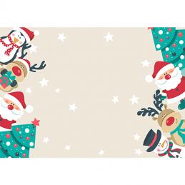 Puzzle personnalisable - Noël|La chouette mauve|Livraison rapide|Fabrication en France