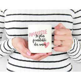Mug personnalisable La plus...