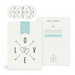 Kit Save the date - Zü