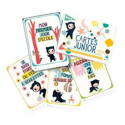 30 cartes photos Junior (de...