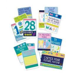 30 cartes Pour future maman...