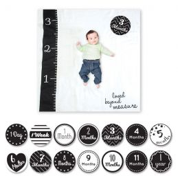 "Lange en coton & cartes étapes  - ""Loved beyond measure""..."
