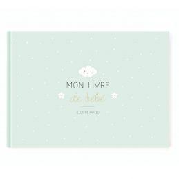 Coffret de naissance mixte Zü La chouette mauve Livraison rapide Fabrication en France