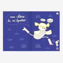 Telle mère telle fille? Cahier mère/fille La chouette mauve Livraison rapide Fabrication en France