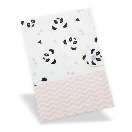 Protège carnet de santé Panda