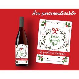 """Etiquette bouteille vin """"La..."""