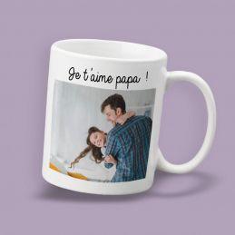 Mug personnalisable avec...