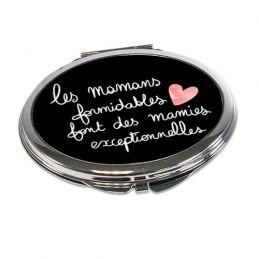 Miroir de poche Maman...