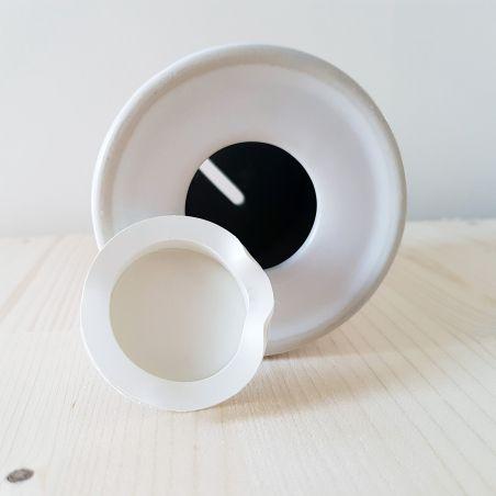 Tirelire personnalisée modèle Licorne avec ballon|La chouette mauve|Livraison rapide|Fabrication en France