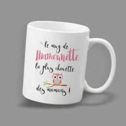 Mug personnalisable recto...