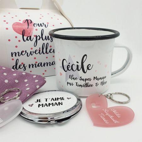 Box Surprise pour mamans|La chouette mauve|Livraison rapide|Fabrication en France