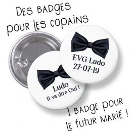 Badges EVG rond grand...