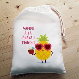 Pochon personnalisable Ananas