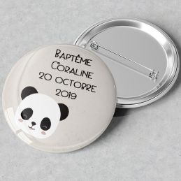 Badges ou magnets Panda