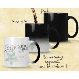 Mug magique personnalisable...