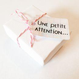 Boite cadeau pour Bijou