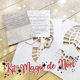 """Kit personnalisé """"Magie de..."""