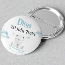 Badges ou magnets Ours