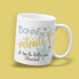 Mug personnalisable Bonne...