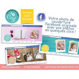 Pack Photos de couverture...