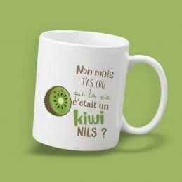 "Mug personnalisable ""Non..."