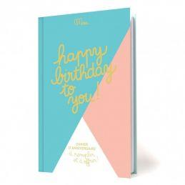 Happy birthday to you !...