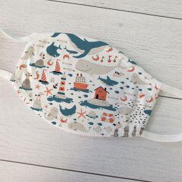 Masque de protection Océan
