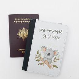 Protège passeport...