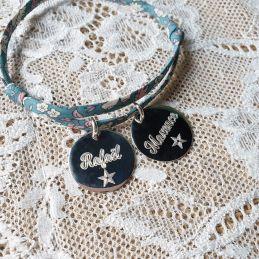 Bracelet cordon Liberty...