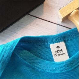 Tampon textile pour...