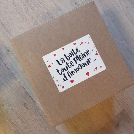 Pack apéro en amoureux - Vin|La chouette mauve|Livraison rapide|Fabrication en France