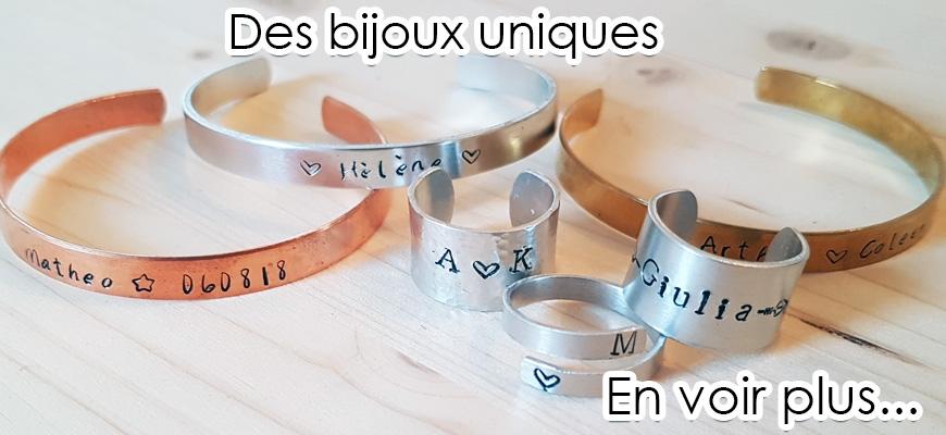 Bijoux uniques